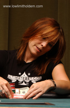 Annie Duke Checking Cards