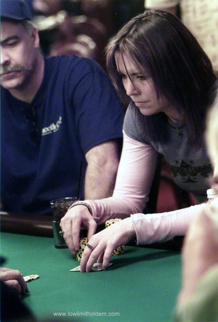 Annie Duke Concentrating